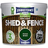 Johnstones Woodcare One Coat Shed & Fence Paint