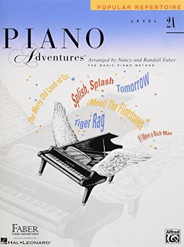 Level 2A - Popular Repertoire Book: Piano Adventures