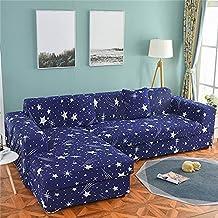 Housse de canapé géométrique, Housse de canapé Extensible Extensible, Housse de d'angle sectionnelle en Forme de L, Housse...
