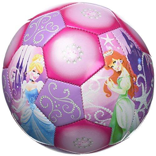Franklin Sports Disney Princess Air Tech Soft Foam Soccer Ball