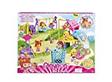 Pinypon - L'Aire de Jeu, Ensemble de Jouets et Accessoires avec 2 Figurines pour Enfants de 4 à 8 ans (Famosa 700015071)