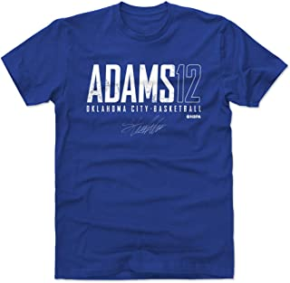500 LEVEL Steven Adams Shirt - Oklahoma City Basketball Men`s Apparel - Steven Adams Oklahoma City Elite