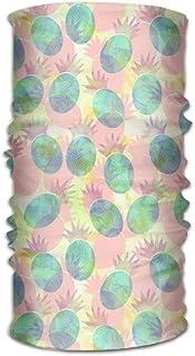 Owen Pullman Multifunctional Headwear Dancing Butterflies Head Wrap Elastic Turban Sport Headband Outdoor Sweatband