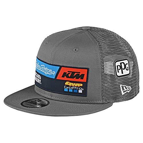 clasificación y comparación Troy Lee Designs 20 TLD KTM Team Truck Driver Gorra ajustable para hombre, gris, talla única para casa