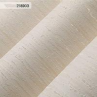 モダン3D壁紙不織布の群れ縦縞ベッドルームキッチンリビングルーム装飾背景の壁ホテル衣料品店接着剤なし0.53 * 9.5m-ベージュ218903