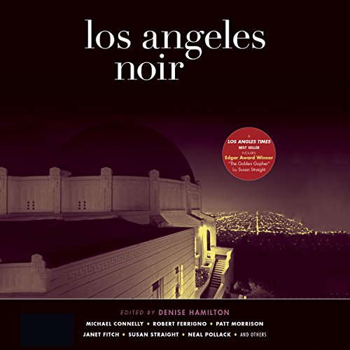 Los Angeles Noir audiobook cover art