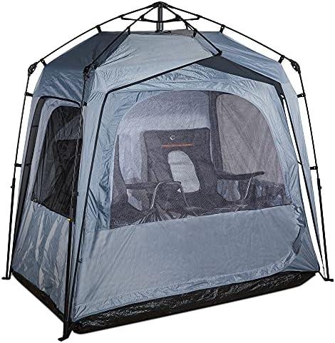 Spectator tent pop up