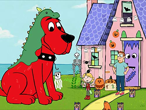 The Halloween Costume Crisis/Clifford's Howl-o-ween!