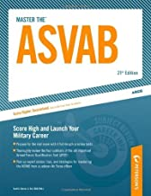 Master The ASVAB: CD INSIDE; Score High and Launch Your Military Career (Peterson's Master the ASVAB (W/CD)) by Scott A Ostrow (2008-04-11)