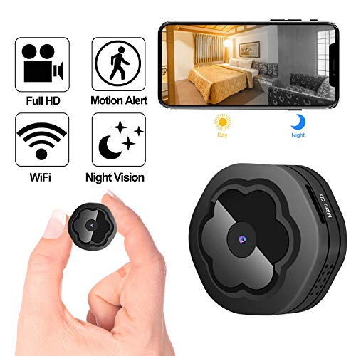 JCberry Wireless Spy Camera