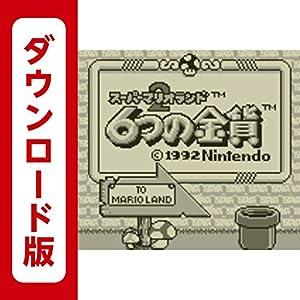 """スーパーマリオランド2 6つの金貨 [3DSで遊べるゲームボーイソフト][オンラインコード]"""""""