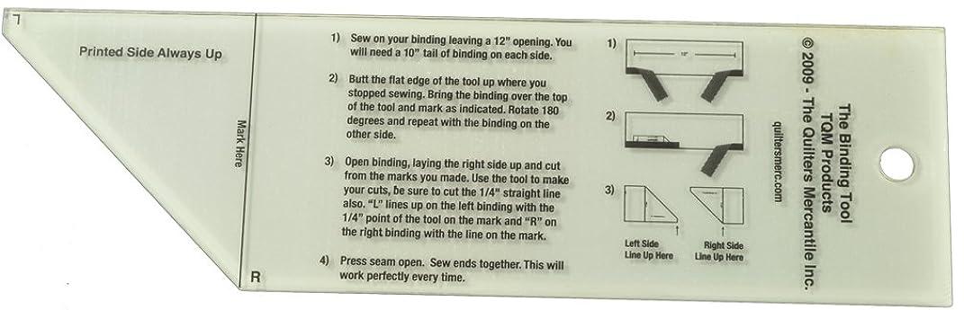 The Binding Tool 6 In Acrylic Plastic
