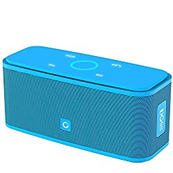 Bluetooth Speakers, DOSS SoundBox Touch Wireless Bluetooth V4.0 Portable Speaker with HD Sound and Bass, 12H Playtime, Built-in Mic, Portable Wireless Bluetooth Speaker for Home, Outdoor, Travel