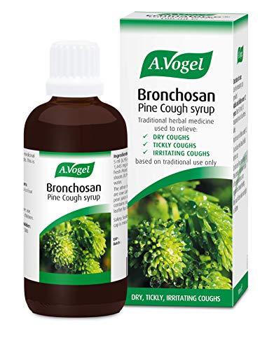 A.Vogel Bronchosan Pine Cough Syrup (100ml)