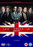 Law and Order UK - Season 5