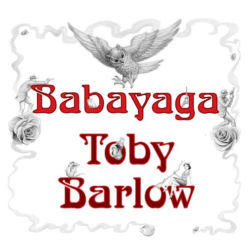 Babayaga audiobook cover art