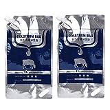 Bolsa de embalaje de calostro, película de aluminio de alta calidad 4L 43.5X25cm Bolsa de...