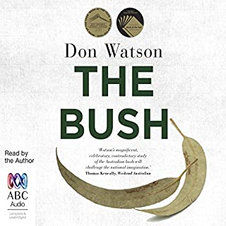 The Bush cover art