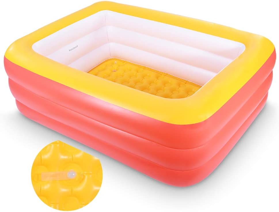 Inflatable Directly managed store Pools Kiddie Family Virginia Beach Mall Swim Play Cent