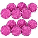 Bola de secado Bola de lavado Bola de limpieza de lavandería reutilizable Suministros para el hogar