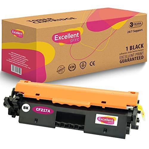 Excellent Print CF217A 17A Compatible Cartucho de Toner para HP Laserjet Pro MFP M130fn M130a M102a