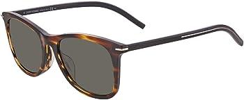 Dior Green Square Men's Sunglasses
