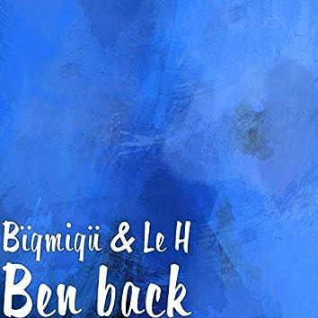 Ben Back