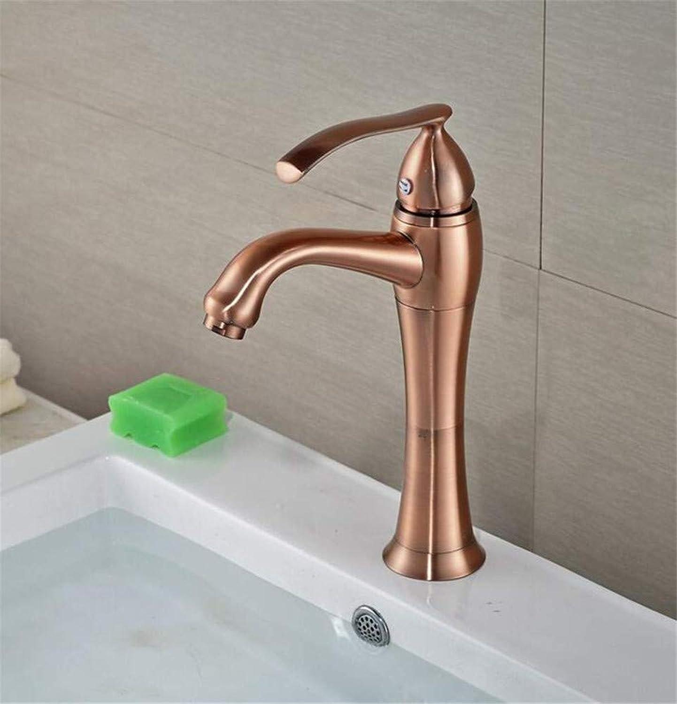 360° redating Faucet Retro Faucet360 redation Bathroom Vessel Sink Faucet Single Handle Hole Washbasin Mixer Taps