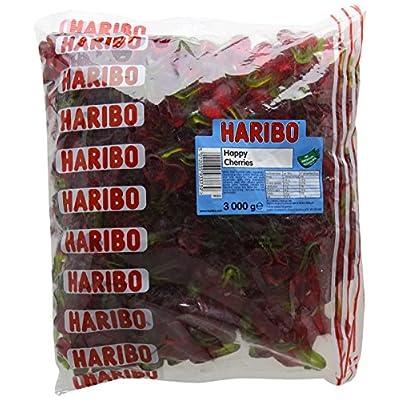 haribo happy cherries 3kg cherry flavoured sweets bulk Haribo Happy Cherries 3kg Cherry Flavoured Sweets Bulk 51aICA8OzRL