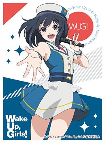 キャラクタースリーブ Wake Up, Girls!新章 島田真夢(EN-534)