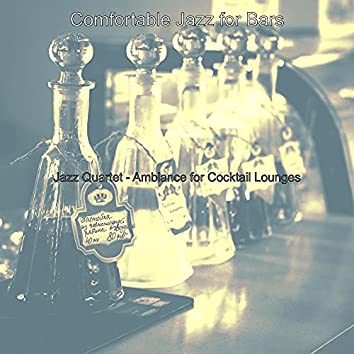 Jazz Quartet - Ambiance for Cocktail Lounges