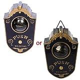 PimeO Halloween Eyeball Doorbell for Halloween Decoration Trick or Treat Event