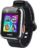 VTech KidiZoom Smartwatch DX2, Negro (Exclusivo de Amazon)