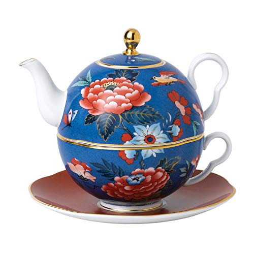 Wedgwood 40032128 Tea for One, fijn bot porselein, 450 ml
