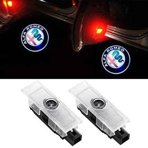 Cool Design, luci per portiere auto, con proiezione logo