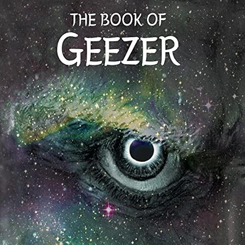 The Book of Geezer Audiobook By John Teton cover art