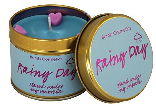 Bomb Cosmetics Rainy Day Duft Zinn Kerze