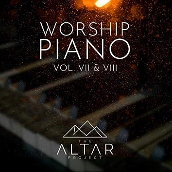 Worship Piano, Vol. VII & VIII