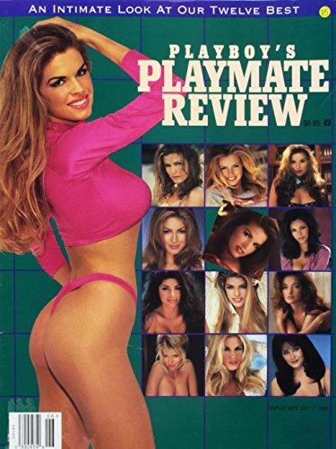 Playboy's Playmate Review Men's Magazine Twelve Best May 1995