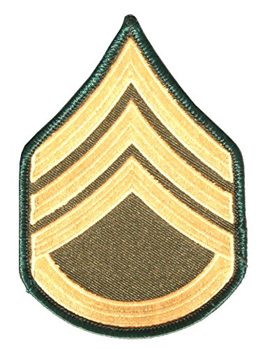 A. Blöchel Viele verschiedene Stoffabzeichen Deutschland Bundeswehr US Army US Airforce Landesflaggen Dienstgradabzeichen (U.S. Army - Staff Sergeant)