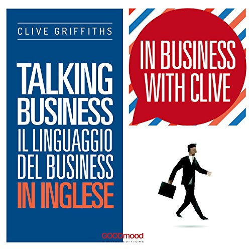 Talking Business - Il linguaggio del Business in inglese audiobook cover art