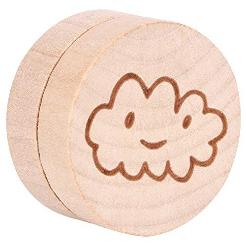 Qioni Aimant de réfrigérateur, ustensile de Cuisine, Aimant ménager Pratique pour Les Enfants(Cloud Smile + Cloud Thunder)