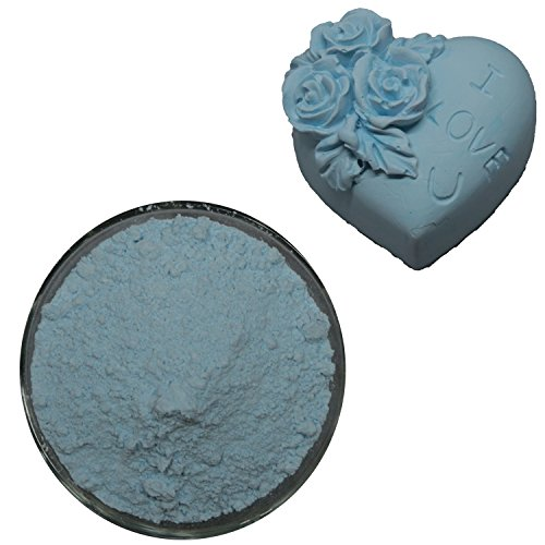 mytortenland Duftstein Pulver Neon Blau 1 kg