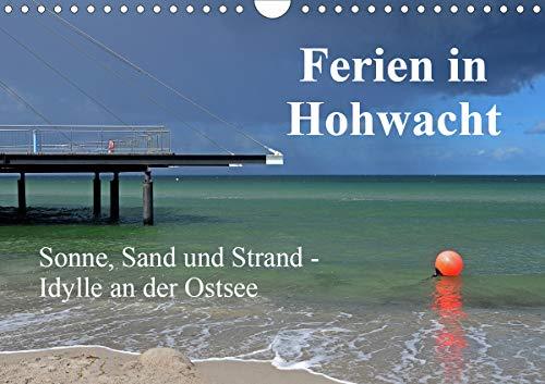 Ferien in Hohwacht (Wandkalender 2021 DIN A4 quer)