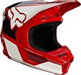 Fox V1 Revn Helmet Red M