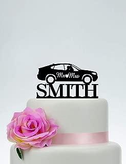 birthday cake in car