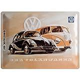 Nostalgic-Art 20377 Volkswagen - VW Beetle & Bulli,