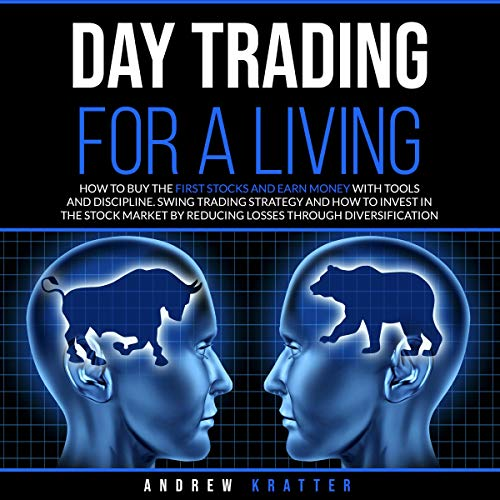 Day Trading for a Living cover art