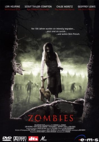 Zombies (3-D-Cover Edition)