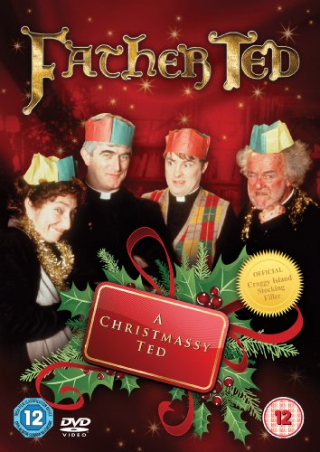 Photo of Father Ted: A Christmassy Ted – Christmas Special [DVD]